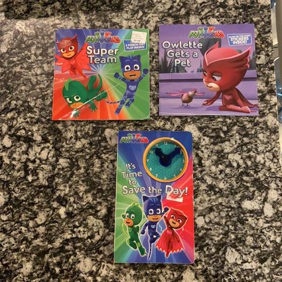 Disney PJ Masks Book Bundle